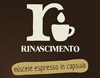 RINASCIMENTO CAFFÈ | Brand & Packaging
