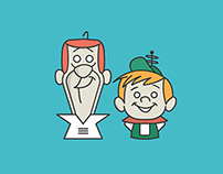 The Jetsons Vector Characters