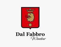 Logo Dal Fabbro Winebar Hamburg