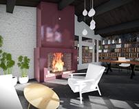 Oficina lounge
