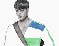 Spring/Summer 2014 Menswear Collection