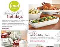 Home for the Holidays - Brand Email (Nov. '12)