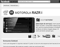 Intel - Motorola Razr i