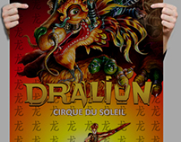 Poster Dralion Cirque Du Soleil