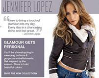 Jennifer Lopez - Brand Marketing (Oct. '12)
