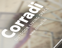 Corradi Business Card Design