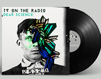 Album Design- TV ON THE RADIO