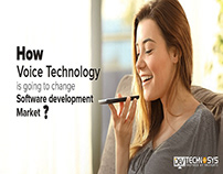 How Voice Technology Change Software Development market