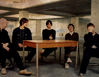 Redesign Radiohead's album Amnesiac
