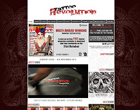 Tattoo Revolution Website