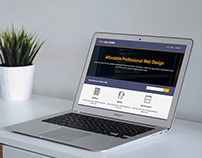 Web UI layout