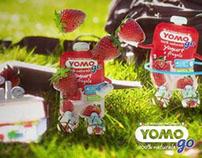 Yomo Go. Il nuovo modo di mangiare lo Yogurt