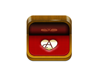 Apps With Love Icon