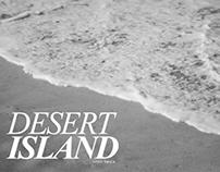 Editorial / DESERT ISLAND