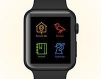 Birding Mobile App - Concept