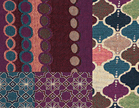 Wanderlust: A Collection of Fabrics for the Home