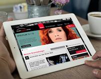 Stadttheater Olten Responsive Webdesign