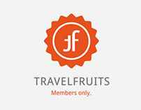 Branding for TRAVELFRUITS, Germany