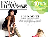 Web Fashion Writing