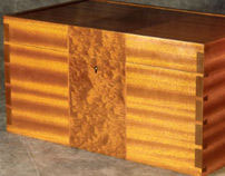 Fine and Decorative Boxes in Solid Hardwood