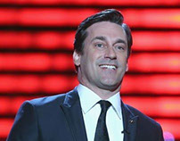 ESPN - Jon Hamm Interview