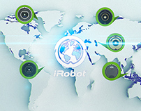 iRobot.cz - new visual identity for iRobot