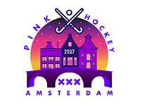 Pink Hockey - Branding