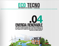 Eco Tecno - Newspaper Section