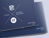 NFLxFIT Visual Design System Competition