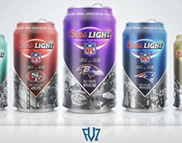NFL Teams Beer