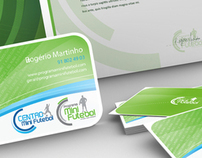 Programa Mini-Futebol (Corporate Stationery)