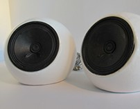 Porcelain Speakers