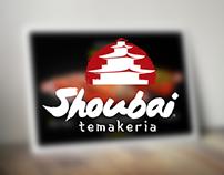 Shoubai Temakeria - Painel Interno