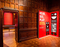 Hear, See, Play: Designing with Sound