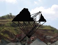 Quarry Logo Branding