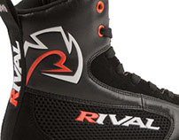 2013 Rival RSX-Guerrero 2 Boxing boot