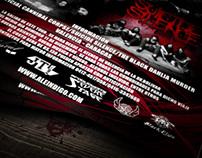 Arte Digital Para Concierto de Death Metal