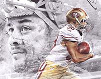 Jarryd Hayne NFL Artwork
