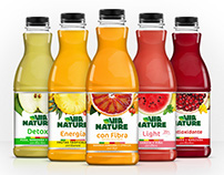 Via Nature - Functional fruit beverages