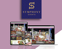 Symphony Events by Fresh Mind Ideas