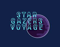Star Gazers Voyage - graphics