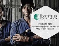 Rockefeller Foundation - Urban Informal Workers Report