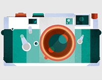 A Camera Collector's Camera | 2013