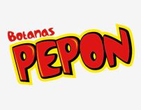 Botanas Pepon