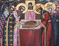 Placing of the Robe of the Blessed Virgin in Blachernae