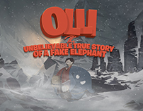 Olli mood tests for animation movie