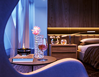 CGI- Bedroom