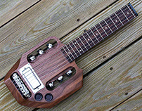 Hatchet Guitar