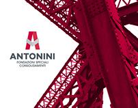 Antonini Fondazioni Corporate Identity