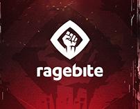 Ragebite | eSports & Gaming studio - Branding/Website